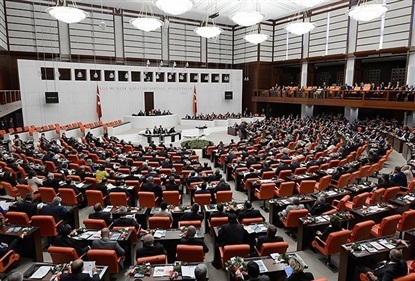 Turkish Parlament